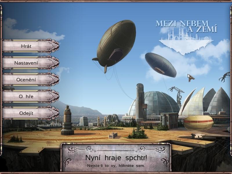 Obrázek ze hry Mezi nebem a zemí