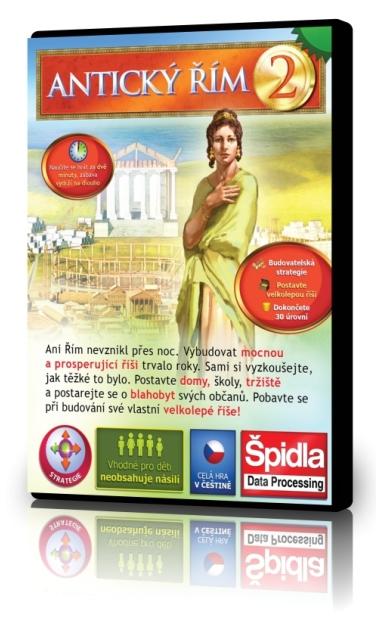 Logické hry - Antický Řím 2