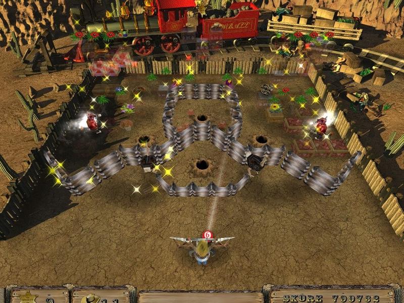 Obrázek ze hry Na divokém západě