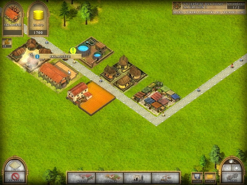 Obrázek ze hry Antický Řím 2