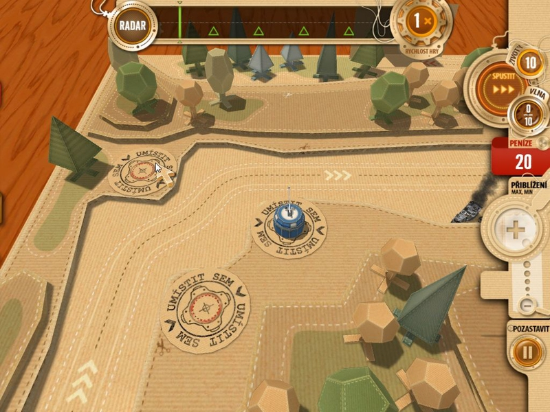 Obrázek ze hry Nejlepší vojevůdce