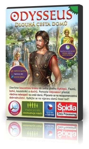 Hledačky - Odysseus - Dlouhá cesta domů