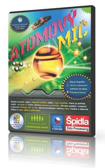 Akční hry - Atomový míč 1