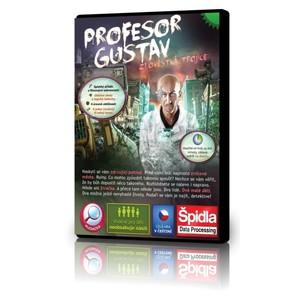Profesor Gustav - Zlověstná trojice