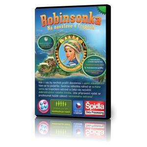 Robinsonka - Na návštěvě v tropech