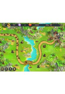 Počítačová hra Královská obrana