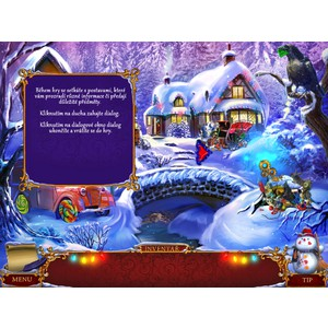 Počítačová hra Vánoční příběh