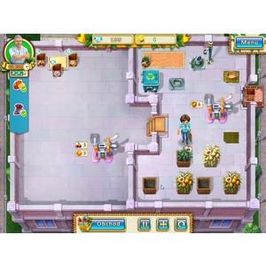 Počítačová hra Zahrádka v oblacích