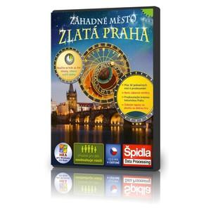 Záhadné město - Zlatá Praha