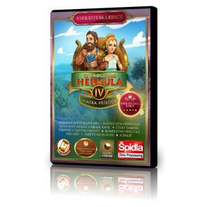 12 úkolů pro Herkula 4 - Matka příroda - Sběratelská edice