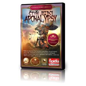 Čtyři jezdci Apokalypsy - Sběratelská edice