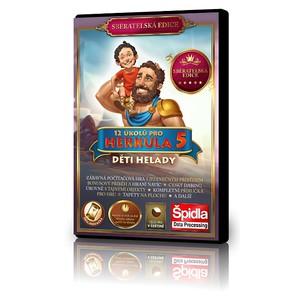 12 úkolů pro Herkula 5 - Děti Helady - Sběratelská edice