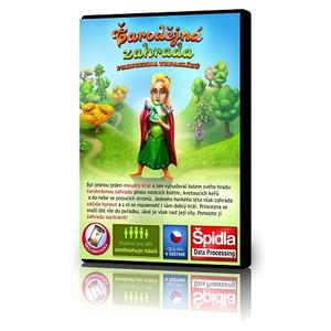 Čarodějná zahrada 1 - Princezna trpaslíků