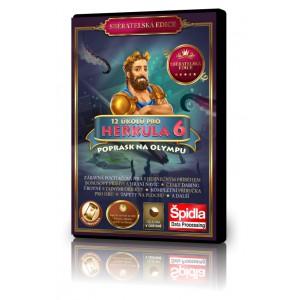 12 úkolů pro Herkula 6 - Poprask na Olympu - Sběratelská edice
