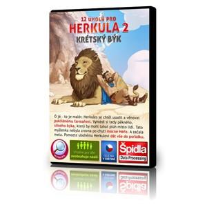 12 úkolů pro Herkula 2 - Krétský býk
