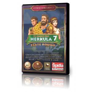 12 úkolů pro Herkula 7 - Zlaté rouno - Sběratelská edice