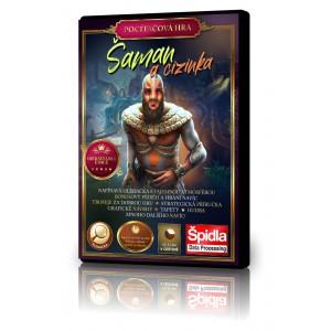 Šaman a cizinka - Sběratelská edice