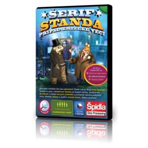 Šerif Standa 2 - Případ zmizelé věci