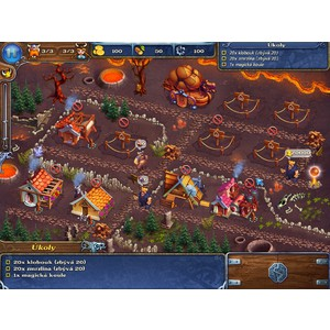 Počítačová hra Časy Vikingů