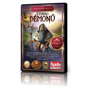 Čtvero démonů - Sběratelská edice
