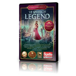 Počítačová hra Ve spárech legend - Sběratelská edice
