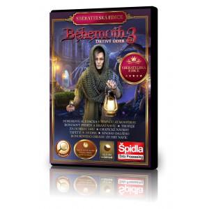 Behemoth 3 - Drtivý úder - Sběratelská edice
