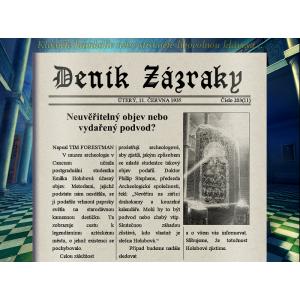 Emilka Holubová - Montezumův poklad