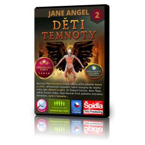 Počítačová hra Jane Angel 2 - Děti temnoty - Sběratelská edice