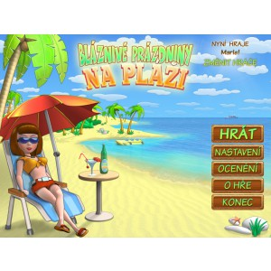 Bláznivé prázdniny na pláži