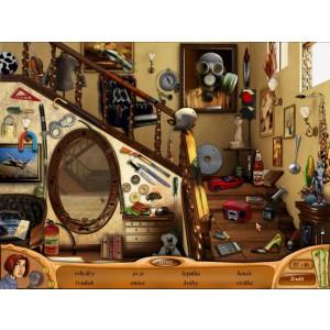 Natálie Brooks - Záhada domu pokladů