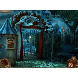Tajemný park 1 - Zlomená deska
