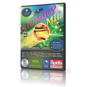 Atomový míč 1